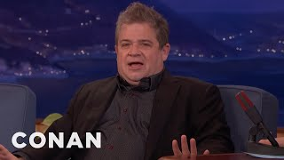 Patton Oswalt: Trump Is America's Racist Palate Cleanser  - CONAN on TBS