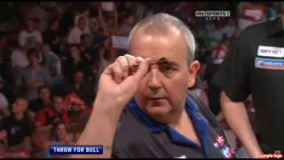 Phil Taylor Two 9 darters in one game