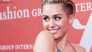 Miley Cyrus Says She