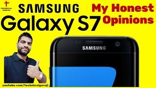 [Hindi] Galaxy S7 & S7 Edge | Better than G5? | My Opinions