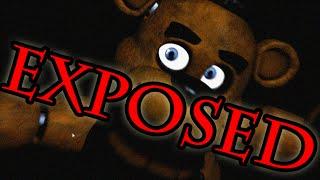 Five Nights At Freddys is ILLUMINATI BRAIN CONTROL EXPOSED [OLD]
