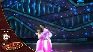 DID Dance Ke Superkids - Episode 3 of 1st September 2012 - Faisal & Saumya Performance