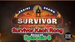 Survivor Kaoh Rong - Episodio 6 EN VIVO en YouNow March 23, 2016