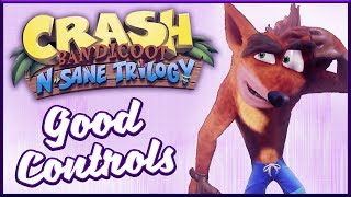 Crash Bandicoot & The Importance of Good Controls