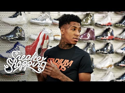 Xxx Mp4 YoungBoy Never Broke Again Goes Sneaker Shopping With Complex 3gp Sex