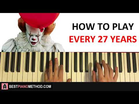 Xxx Mp4 🎈 HOW TO PLAY IT Every 27 Years Piano Tutorial Lesson 3gp Sex