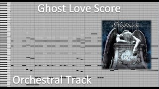 Ghost Love Score (Nightwish) - Orchestral with Animated Score