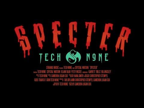 Tech N9ne Specter feat. Crystal Watson Official Music Video