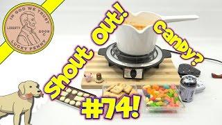 Shout Out Time! (Video #74) - Raman Soup - Star Wars Candy, Pokemon Surprise Eggs