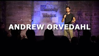 Andrew Orvedahl - Who Rescued Who - Comedy Works