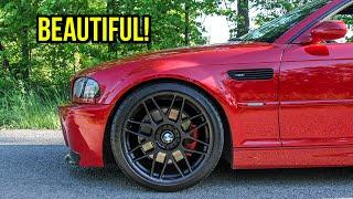 [ICONIC] E46 BMW M3 POV + Interior / Exterior + Exhaust Mic