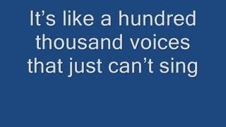Feel Again Lyrics