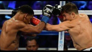 GENNADY GOLOVKIN VS. DANIEL JACOBS FULL FIGHT AFTERMATH; GOLOVKIN LOOKS VULENERABLE IN WIN