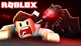 ESCAPE THE WEREWOLF! - Roblox Adventures