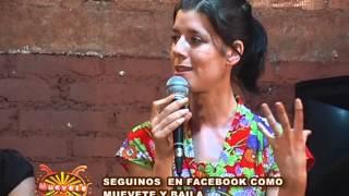 ANA ALCAZAR Y NOELIA MORA SOLVEZ EN MUEVETE Y BAILA 14-12-12