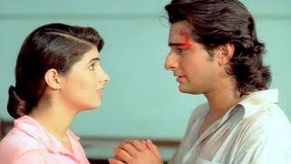Saif Ali Khan, Twinkle Khanna, Dil Tera Diwana - Scene 6/14