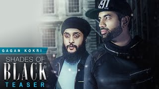 Shades of Black Teaser | Gagan Kokri ft Fateh  | Heartbeat | New Video Song 2016