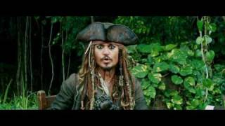 Pirates of The Caribbean 4 Official Trailer
