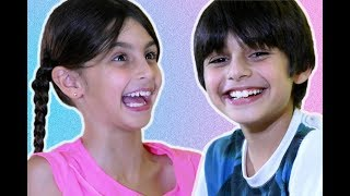 كليب ما عاد إتحمل من جوعي - حسين و زينب / Video clip Ma3ad it7ammal min jou3i - Hussein and Zeinab