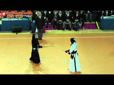 Kendo「剣道」- 15th WKC Men Individual Final (Japan vs Korea) [VID:20120525001]
