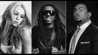 Shakira ft LiL Wayne & Timbaland - Give It Up To Me