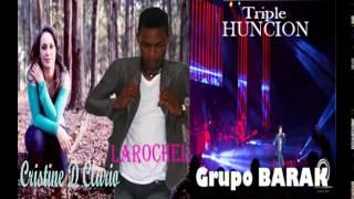 1-Hora Con Barak, Cristene D Clario Y LaroChel ) Triple Huncion