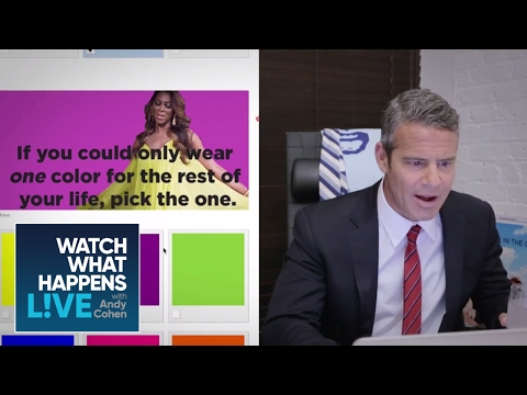 Which Real Housewife is Andy Cohen? - WWHL