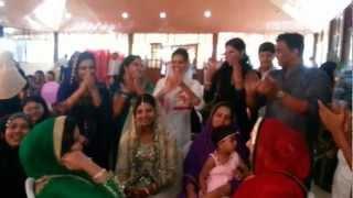 Rahna's engagement