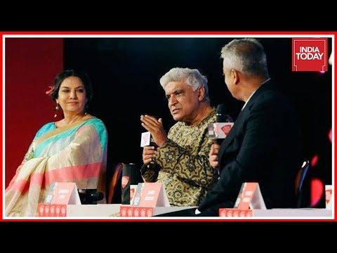 Xxx Mp4 Padmavati Row Exclusive Interview With Javed Akhtar And Sabana Azmi 3gp Sex