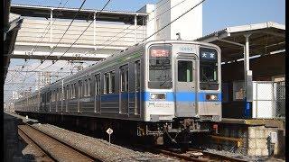 東武10050系11653F 八木崎通過 急行大宮行き