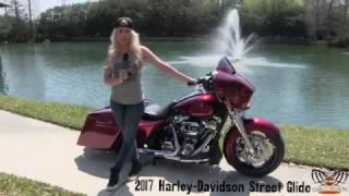 CUSTOM 2017 Harley Davidson Street Glide!!!