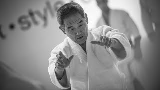 #JSC14 Hiroshi Katanishi: Ne waza e Tachi waza