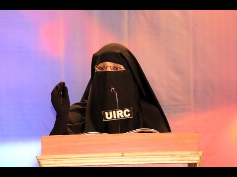 UIRC Sister's Wing :  Aulaad ki Tarbiat_ Full Speech.