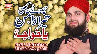 Hafiz Ahmed Raza Qadri - Chote Na Kabhi Tera Daman - Mera Koi Nahi Hai Tere Siwa 2015