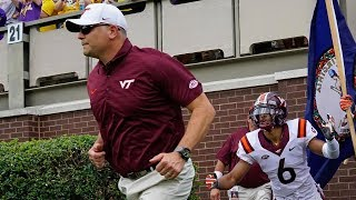 Justin Fuente Joins Campus Insiders to Preview Virginia Tech Football | Stadium