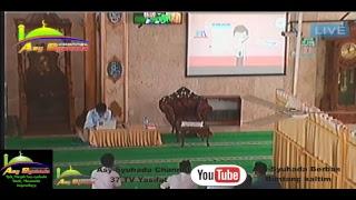 LIVE Kajian Seputar Iman Islam Ust. Syahrin Thoriq 01/10/2017