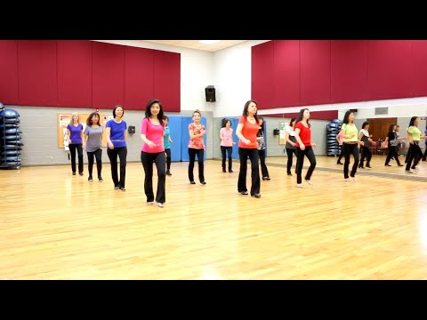 Big Coconuts - Line Dance (Dance & Teach in English & 中文)