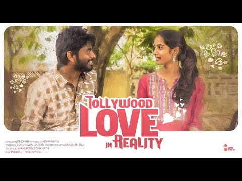 Tollywood Love In Reality Ft. Tinder | Chai Bisket Humour