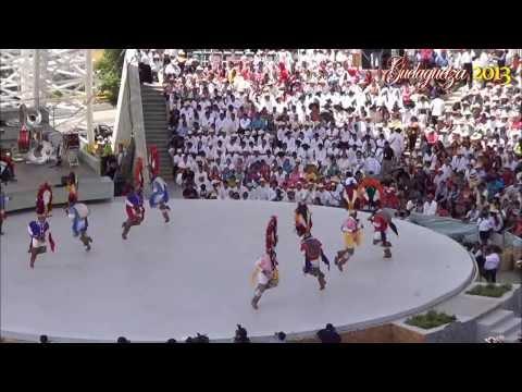 Guelaguetza 2013. Danza de la pluma.