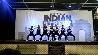 Air Unicorn Dance Crew. (Indian Street  Dance Championship -2016)