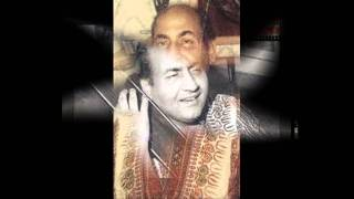 Allah Mere Allah- Mohammad Rafi - Non Filmi Ghazal (Hamd)