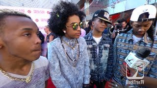 Mindless Behavior: All Around The World Red carpet and Live Performance