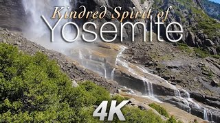 YOSEMITE WATERFALLS 4K: