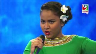Maldivian Idol Gala Round | Akiri Dhemey - Laisha