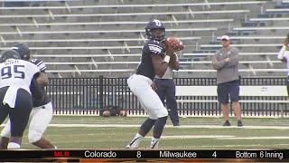 ODU holds Media Day; All eyes on the quarterback
