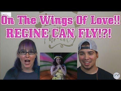 MOM & SON REACTION! Regine Velasquez - On The Wings Of Love (R2K The Concert) FLYING REGINE!