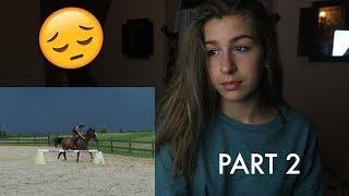 PART 2, FALLING OFF HER HORSE | LoRayOfSunshine | OMMyGoshTV