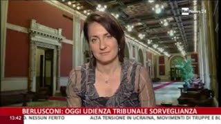 Carla Ruocco (M5S): Rainews24