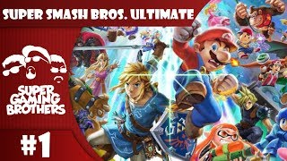 SGB Play: Super Smash Bros. Ultimate - Part 1