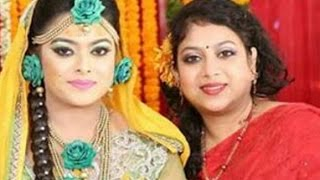 Exclusive : Bangladeshi superstar Shabnur in Sahara's Wedding